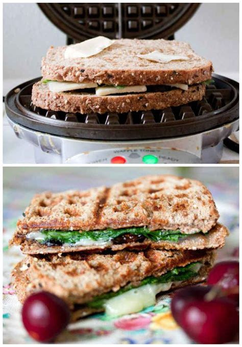 17 best images about things you can make with a waffle