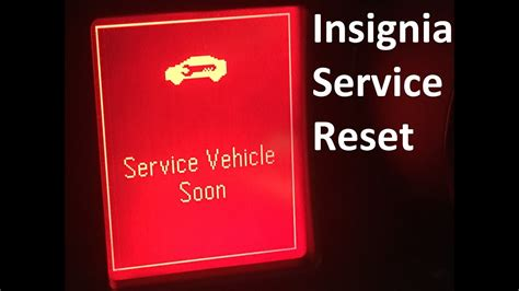 service vehicle soon light insignia service light reset vauxhall insignia 2012 and