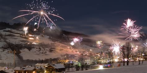 how to celebrate new year in the different countries