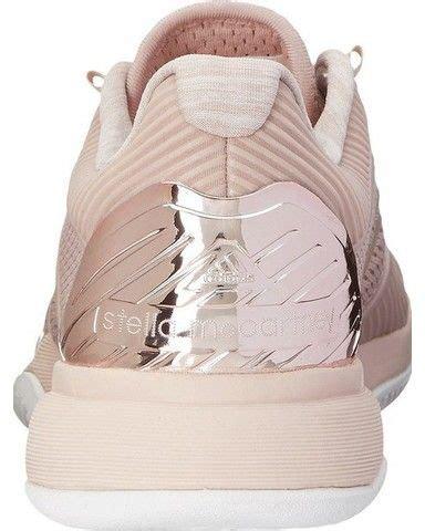 light pink tennis shoes light pink adidas stella mccartney barricade s