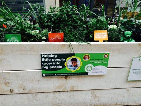 dig  city manchester urban garden festival urban