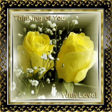 Thinking Of You! Free January Flowers eCards, Greeting