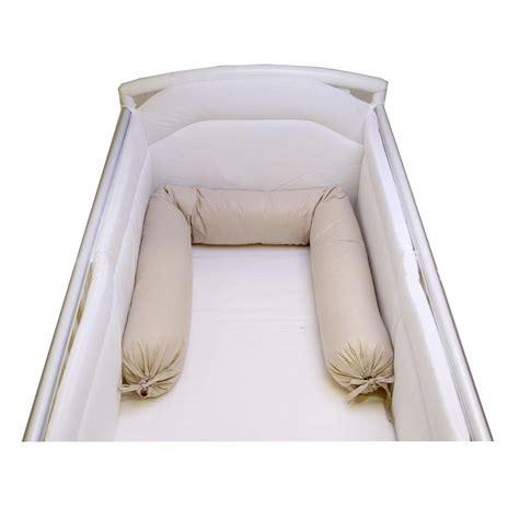 riduttore letto neonato riduttore lettino neonato imbottito prodotto da babysanity
