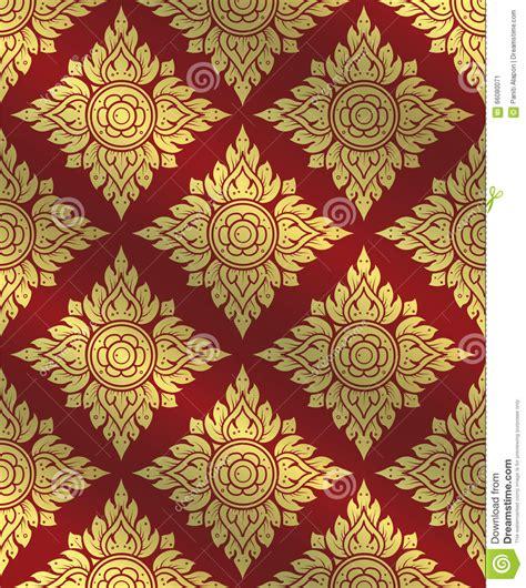 thai pattern background vector thai art pattern traditional thai background line thai