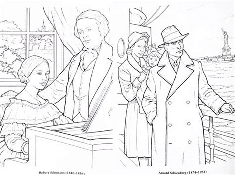 music composer coloring pages composer coloring pages great composers coloring book