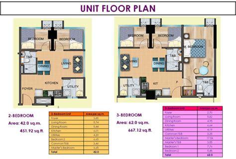 unit floor plan ridgewood towers preselling condominium for sale in