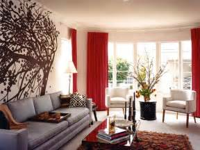 livingroom themes 15 red living room design ideas
