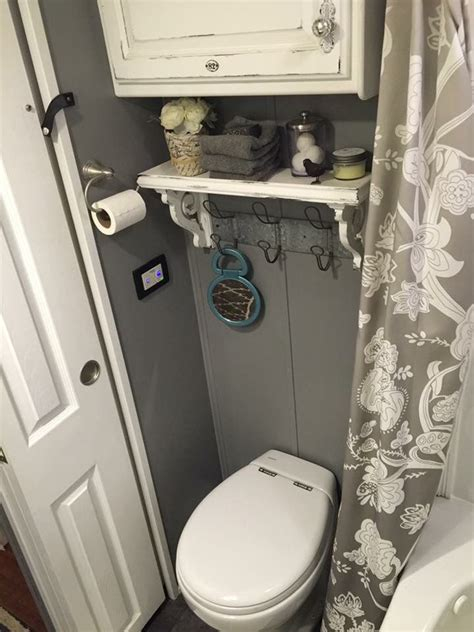 Rv Bathroom Storage Best 25 Rv Bathroom Ideas On Pinterest Rv Travel Trailers And Storage Ideas For Cers