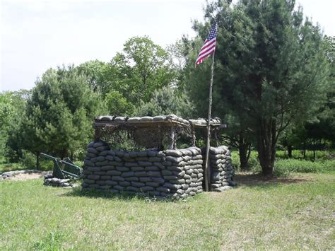 Image Gallery sandbag bunker