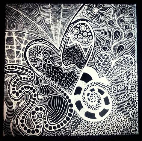 zendoodle ideas zentangling more zendoodles from our page