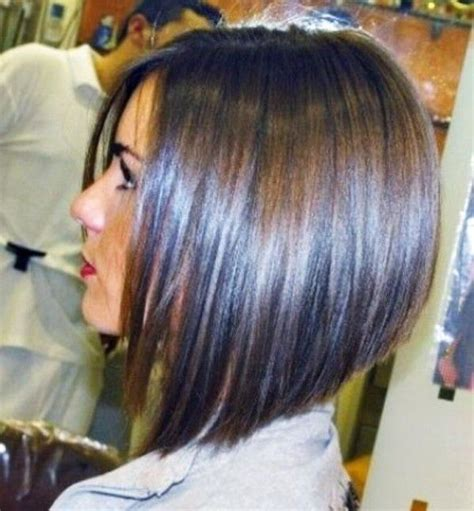 this inverted angled bob hair hair
