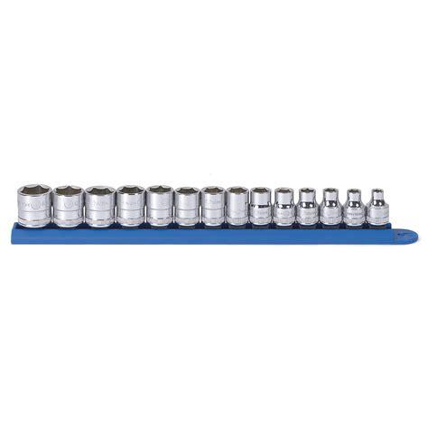 Blue Point 14 38 12 Drive Torx Bit Socket Set Blptssc43 gearwrench 80576 10 1 4 quot 3 8 quot drive 6 point 12mm socket set 80576 sale items