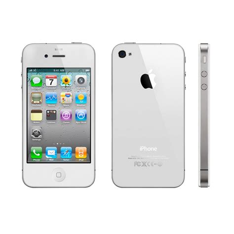 Hp Apple Iphone 4 Gsm apple iphone 4 8gb factory unlocked gsm ios smartphone ebay