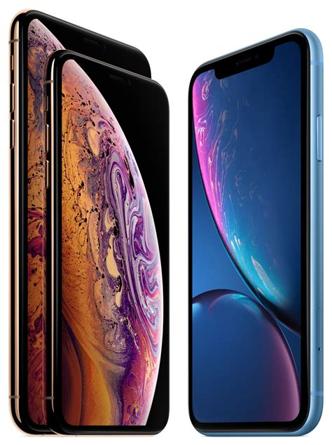 battery and ram sizes leak for iphone xs iphone xs max and iphone xr