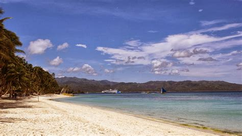 hot informations  blue water white sand beach