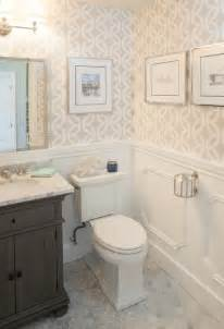 wallpaper ideas for small bathroom 1000 ideas about small bathroom wallpaper on