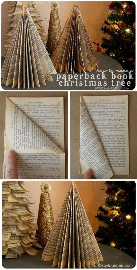 best 25 book christmas tree ideas on pinterest paper