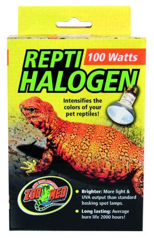 zoo med heat l zoo med 100 watt halogen heat bulb for sale