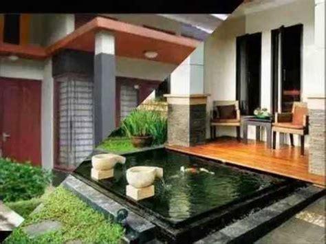 Lu Taman Unik desain halaman teras rumah minimalis cantik idaman 2014 keren dan bagus banget
