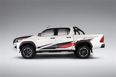 2019 Toyota Hilux by 2019 Toyota Hilux Gr Sport Doesn T Look Half Bad