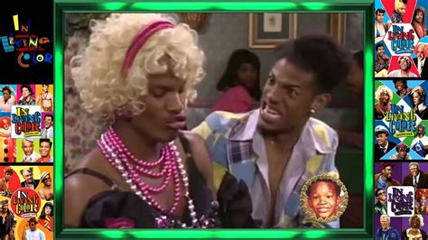 damon wayans snl youtube quot ugly wanda meets the ugly man quot in living color jamie