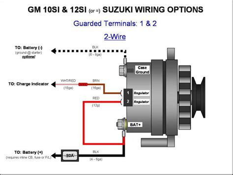 wiring diagram gm alternator wiring diagram alternator