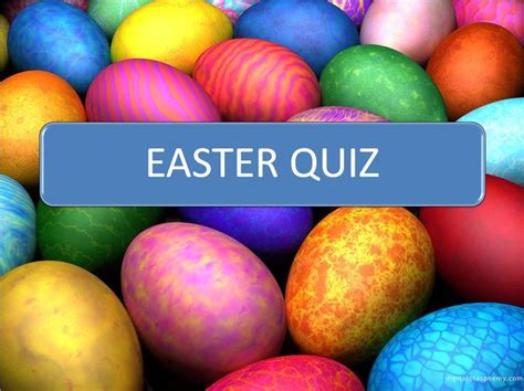 25 best ideas about easter quiz on pinterest trivia