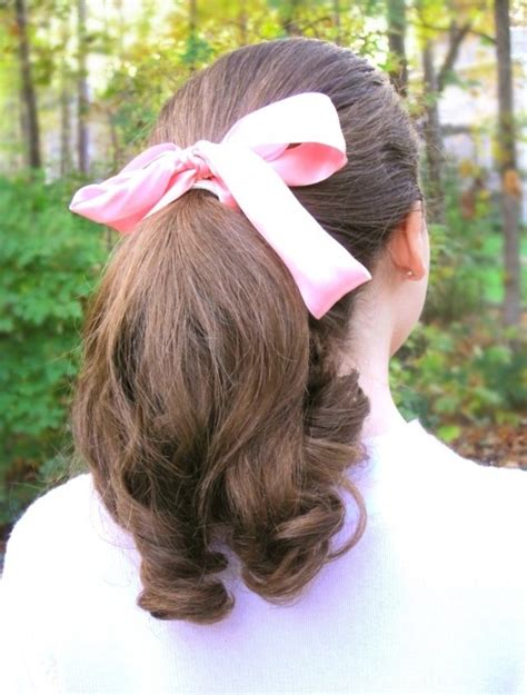 1950s hairstyles with a ponytail leaftv 294 best hair through history images on pinterest hair