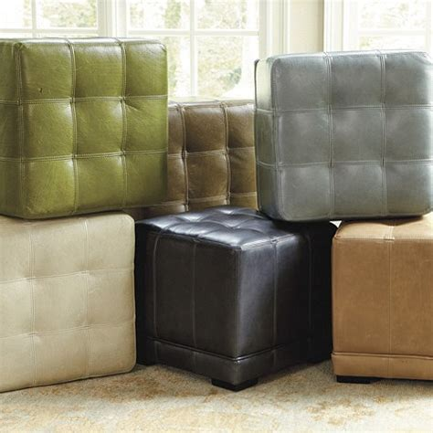 Leather Ottoman Cubes 17 Best Images About Seating For On Pinterest Modern Ottomans And Cubes Modern Rocking