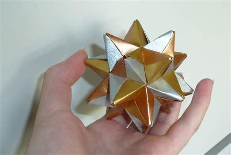 origami bauble kusudama another origami weresloth