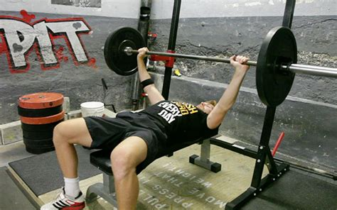 wide arm bench press exercise database push wearable technology for the weightroom
