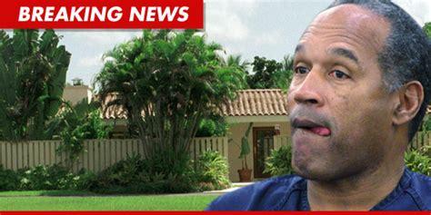 oj house oj simpson bank foreclosing on florida mansion tmz com
