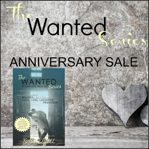 wanted addicted trilogy volume 3 sale happy anniversary sale for the wanted series by