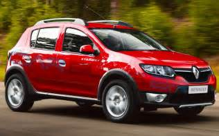 Renault Sandero Stepway Automatic 2016 Renault Sandero Stepway Pictures Information And