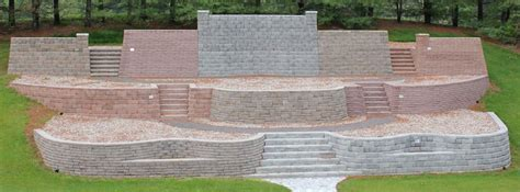 can you show me some breathitt interlock hairstyles retaining walls and pavers everloc retaining wall system