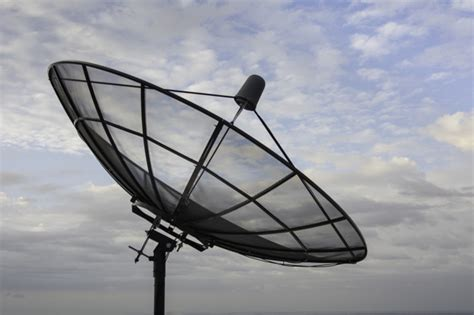 como funciona una antena parabolica