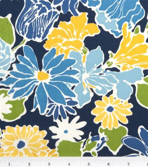 pattern sale joann fabric keepsake calico cotton fabric jovial azure sewing