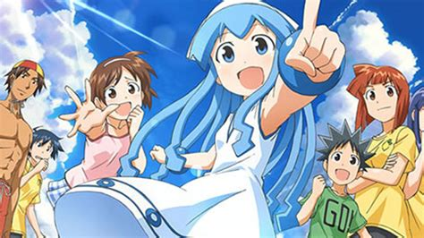 basketball anime on netflix anime review squid child friendly comedy