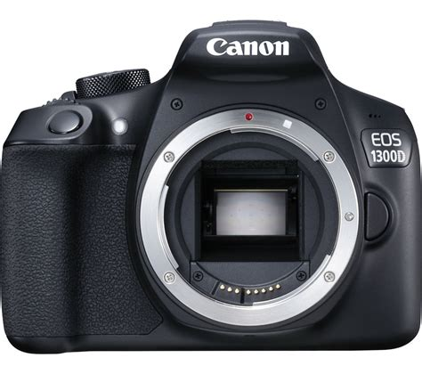 Kamera Canon Dslr Eos 1300d canon eos 1300d dslr black only deals pc