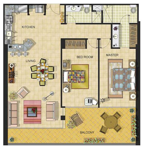Triplex Plans by My Condo Floor Plans 8 Design Teresagombebb