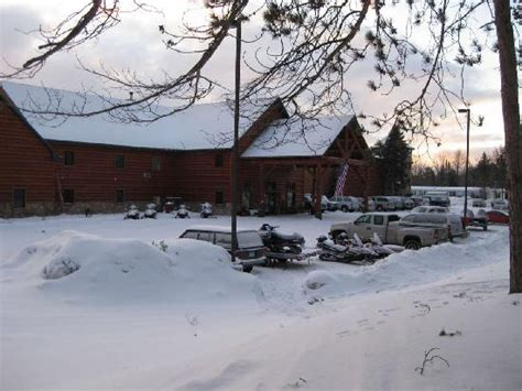 Crooked River Ranch Cabins by Pool Foto De Crooked River Lodge Alanson Tripadvisor