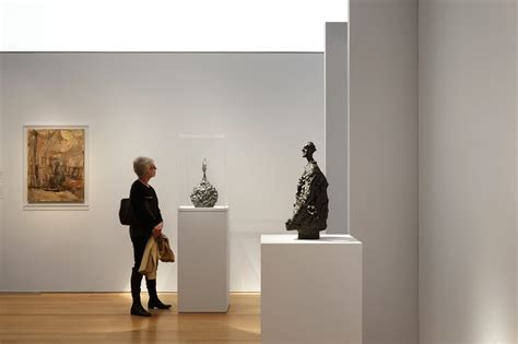 giacometti pure presence 1855145324 giacometti pure presence stanton williams national portrait gallery d ad awards 2016