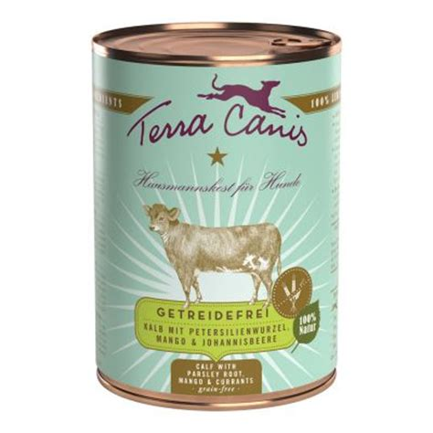 can yorkies eat mango terra canis grain free 6 x 400g great deals at zooplus