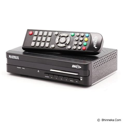 Matrix Tv Digital jual matrix receiver big tv mpeg4 murah bhinneka