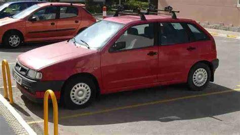 Eismaschine Kaufen 3614 by Seat Ibiza 1 4 60 Ps Bj 94 Spanische Zulassung Autos