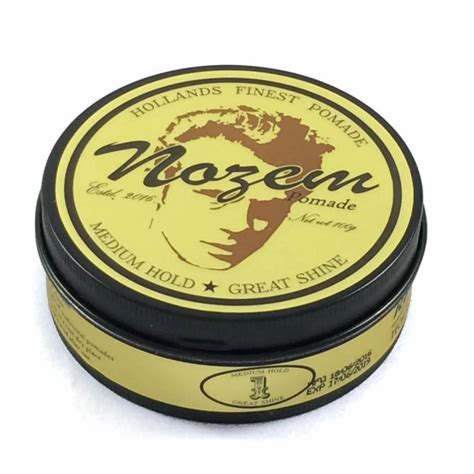 Pomade Medium Hold nozem medium hold pomade 100g
