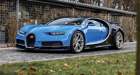 blue bugatti early two tone blue bugatti chiron heading to auction