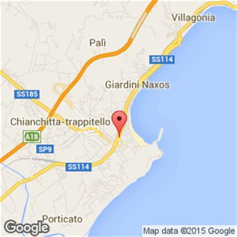 mappa giardini naxos giardini naxos hotels sicily italy book cheap
