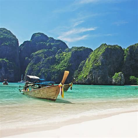 boat tour from phi phi island phi phi islands tour by cruise boat from phuket for family