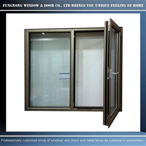 swing open windows horizontal opening pattern and swing open style aluminum